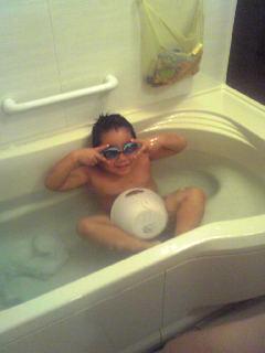 お風呂で、、、