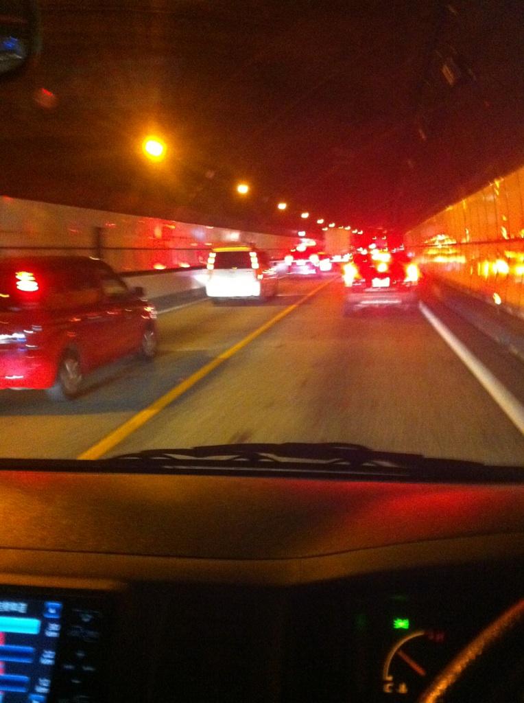 大渋滞!!